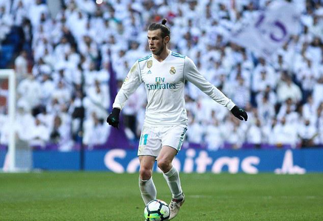 Hengkang dari Madrid, Bale nomor satu