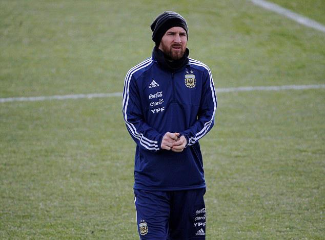 Messi dalam tekanan menangi Piala Dunia