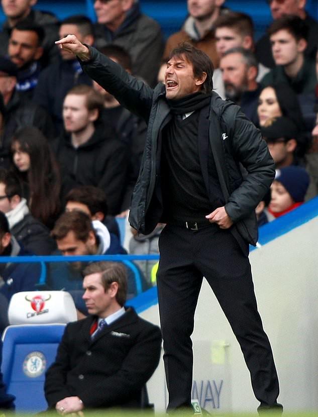 Conte : Bukan waktunya Chelsea bersedih