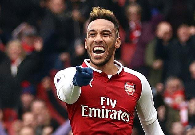 Aubameyang lebih berkelas dari Arsenal