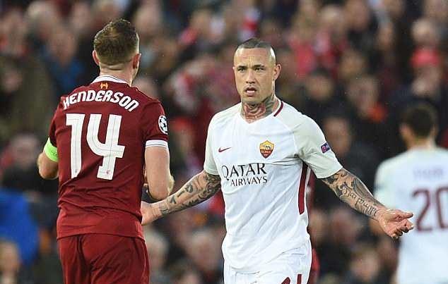 Nainggolan masih optimis Roma bisa comeback