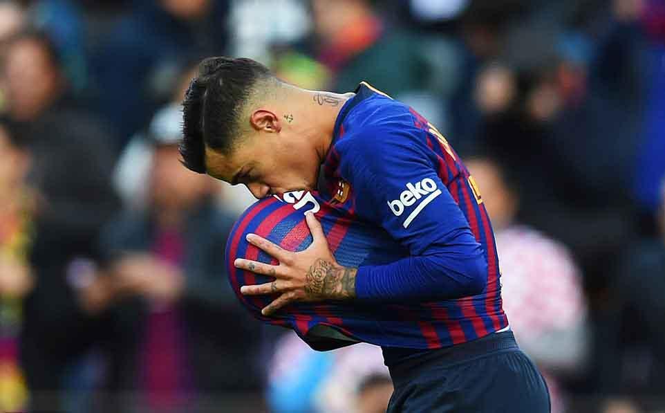 Babak pertama El Clasico musim ini Barcelona ungguli Madrid