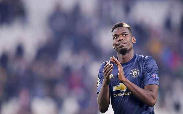 Derby Manchester, United tanpa Pogba