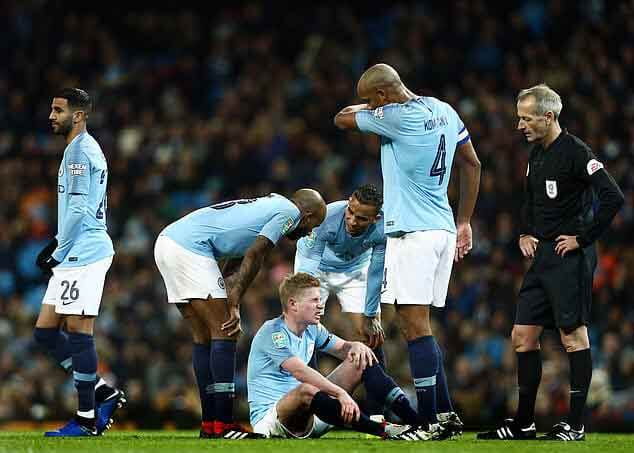 EFL CUP Manchester City 2 - 0 Fulham