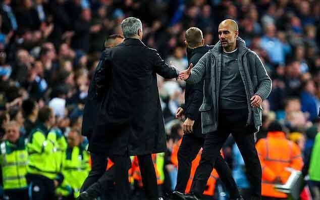 Statistik Manchester City vs Manchester United