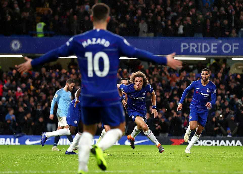 City akhirnya terkalahkan, Chelsea