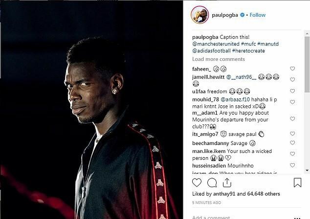 Bintang MU, Paul Pogba