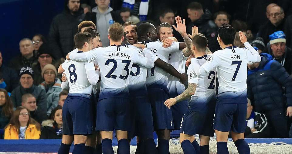 Tottenham masih pesaing bukan kandidat juara Liga Primer