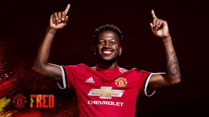 Fred join Manchester United