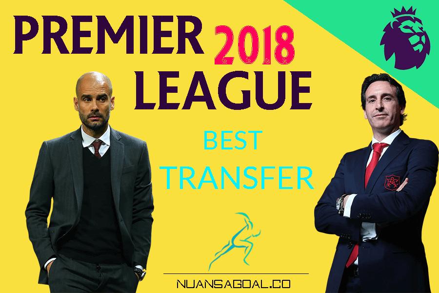 Ini dia daftar 5 pemain termahal Liga Primer 2018