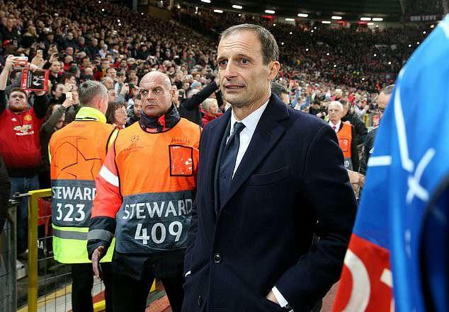 Manajer Juventus, Massimiliano Allegri