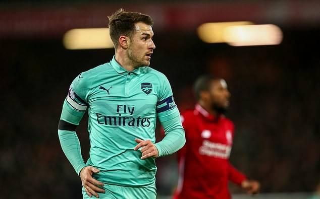 Merapat ke Juve, Gaji Ramsey tertinggi kedua setelah Ronaldo
