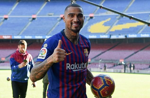 Resmi gabung Barcelona, ini kata Boateng