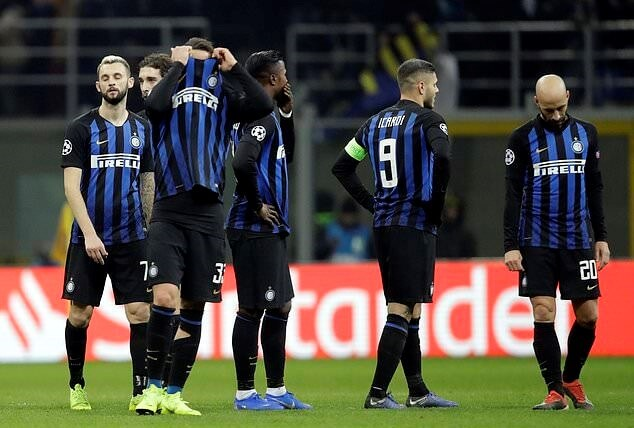 Kalah lagi, Inter Milan diejek fans sendiri