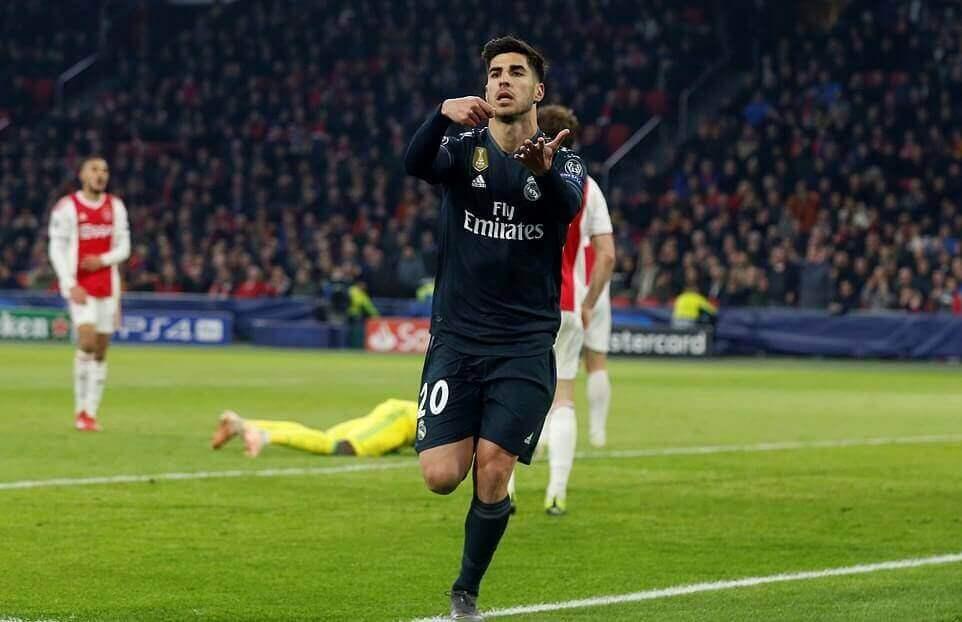 VAR dan Asensio selamatkan muka Real Madrid