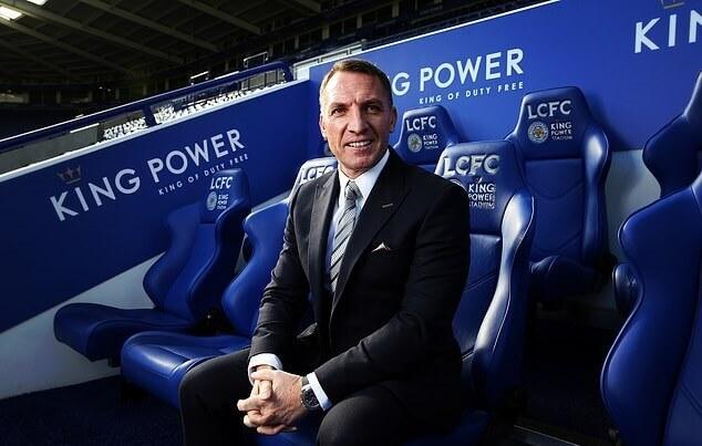 Brendan Rodgers resmi latih Leicester