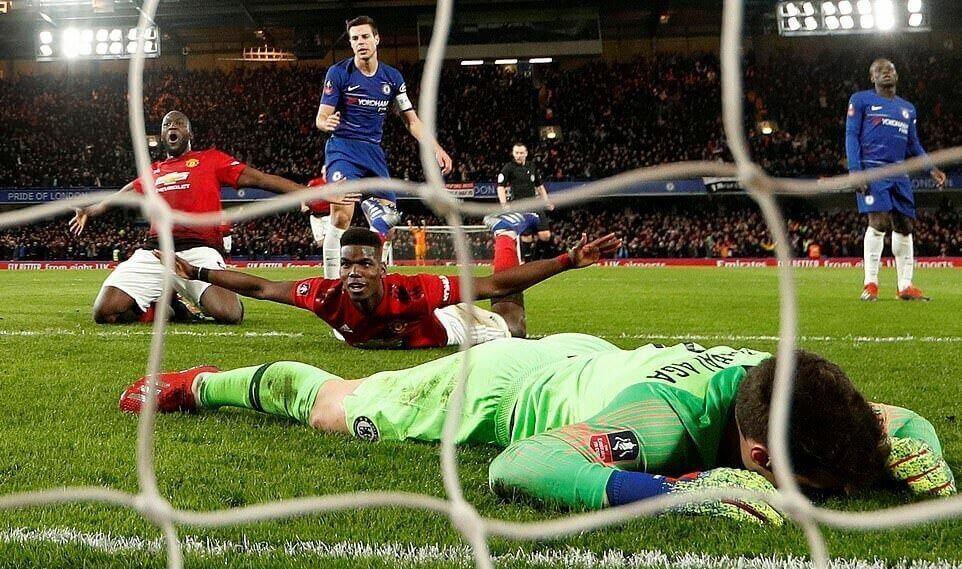 Gagal pertahankan gelar juara, Chelsea babak belur lagi
