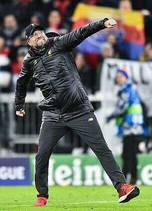Liverpool telah mencapai top elit eropa, Juergen Klopp