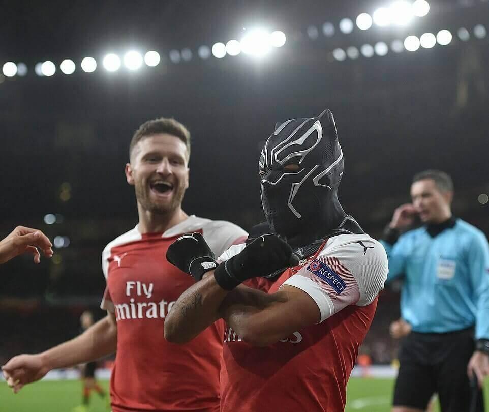 Black Panther bawa Gunners ke perempatfinal