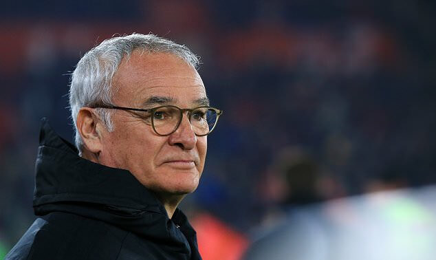 Ranieri resmi balik latih Roma