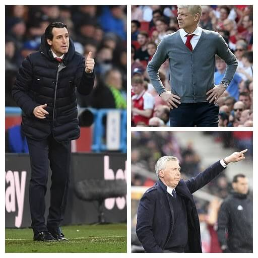 Emery bukan pengganti pilihan Wenger