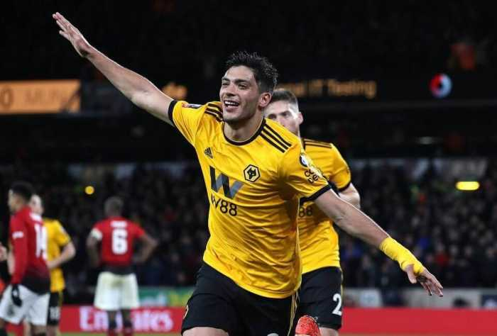 Striker Wolverhampton, Raul Jimenez
