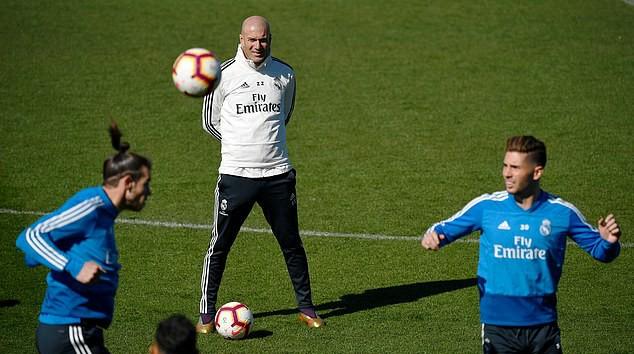 Zidane Siapa yang mau menolak Kylian Mbappe
