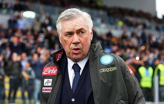 Ancelotti tolak latih Juventus