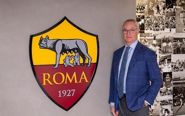 Roma depak Ranieri akhir musim ini