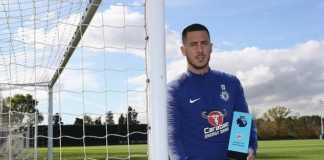 Hazard janji takkan gabung dengan tim Inggris manapun