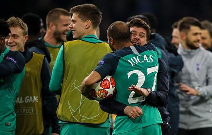 Tottenham maju ke final Liga Champions