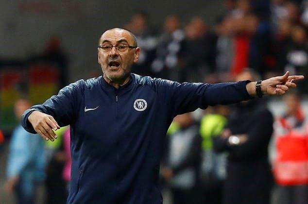 Sarri tetap ingin bertahan di Chelsea