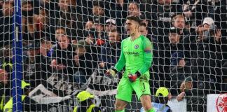 Penebusan dosa Kepa di Semifinal Liga Europa