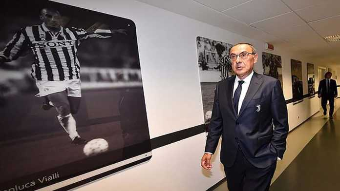 Gabung Juventus, Hati Sarri Tetap Untuk Napoli