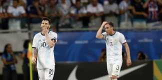 Messi Jadi Sasaran Kritik