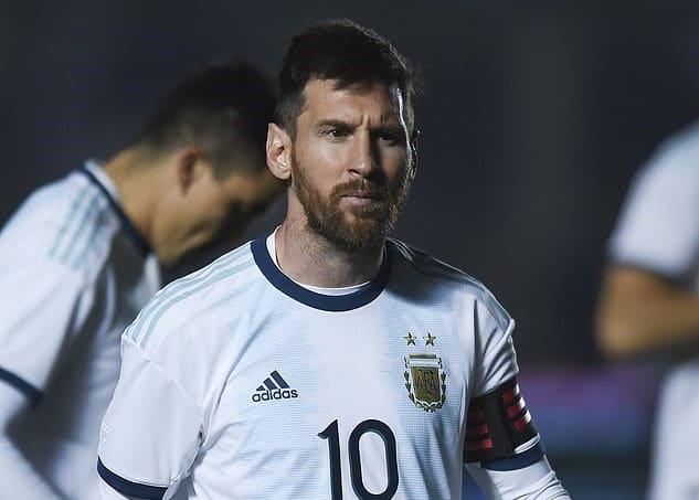 Timnas Argentina Bocorkan Starting XI