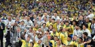 Brazil Angkat Trofi Copa America 2019 Lagi