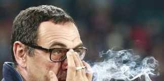 Sarri Mempertahankan Gelar Juara Juventus