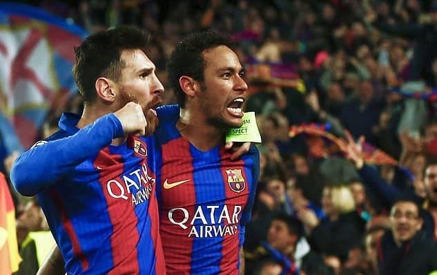 Neymar Mantap Ingin Hengkang
