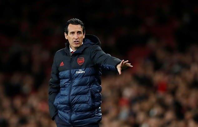 Arsenal Yang Belum Berkembang Ditangan Besi Unai Emery